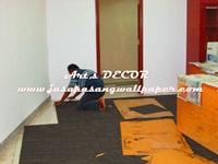 Cara Pasang Wallpaper Dinding