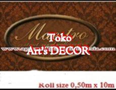Wallpaper Maestro Rp 265.000/roll
