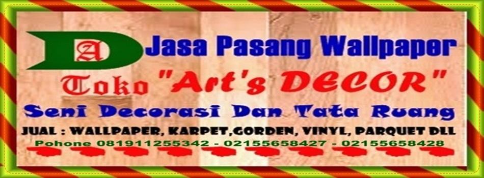 Pusat Grosir Dan Agen Wallpaper Di Indonesia