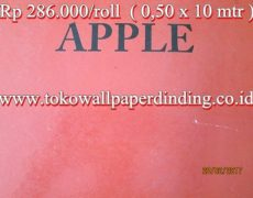 Wallpaper Apple Rp 286.000