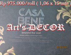 Wallpaper Casabene 3 Rp 975.000/roll