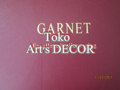 Wallpaper Garnet