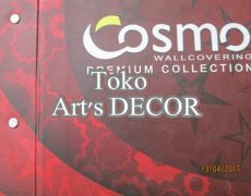 Jual Wallpaper COSMO