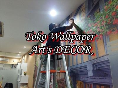 Agen Wallpaper Di Tangerang