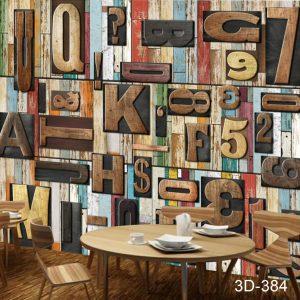 Jual Wallpaper Dinding Jakarta Selatan
