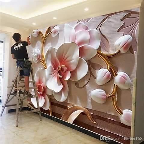 Jual Wallpaper Dinding Tangerang Selatan