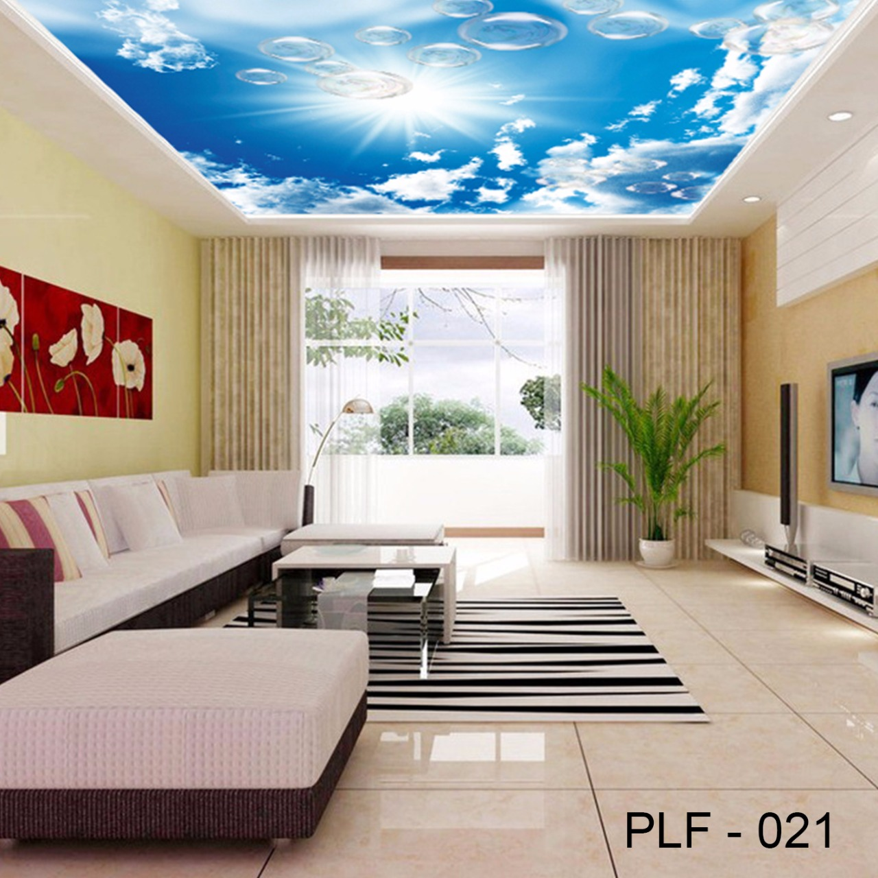 Toko Wallpaper Di Puspitek Serpong